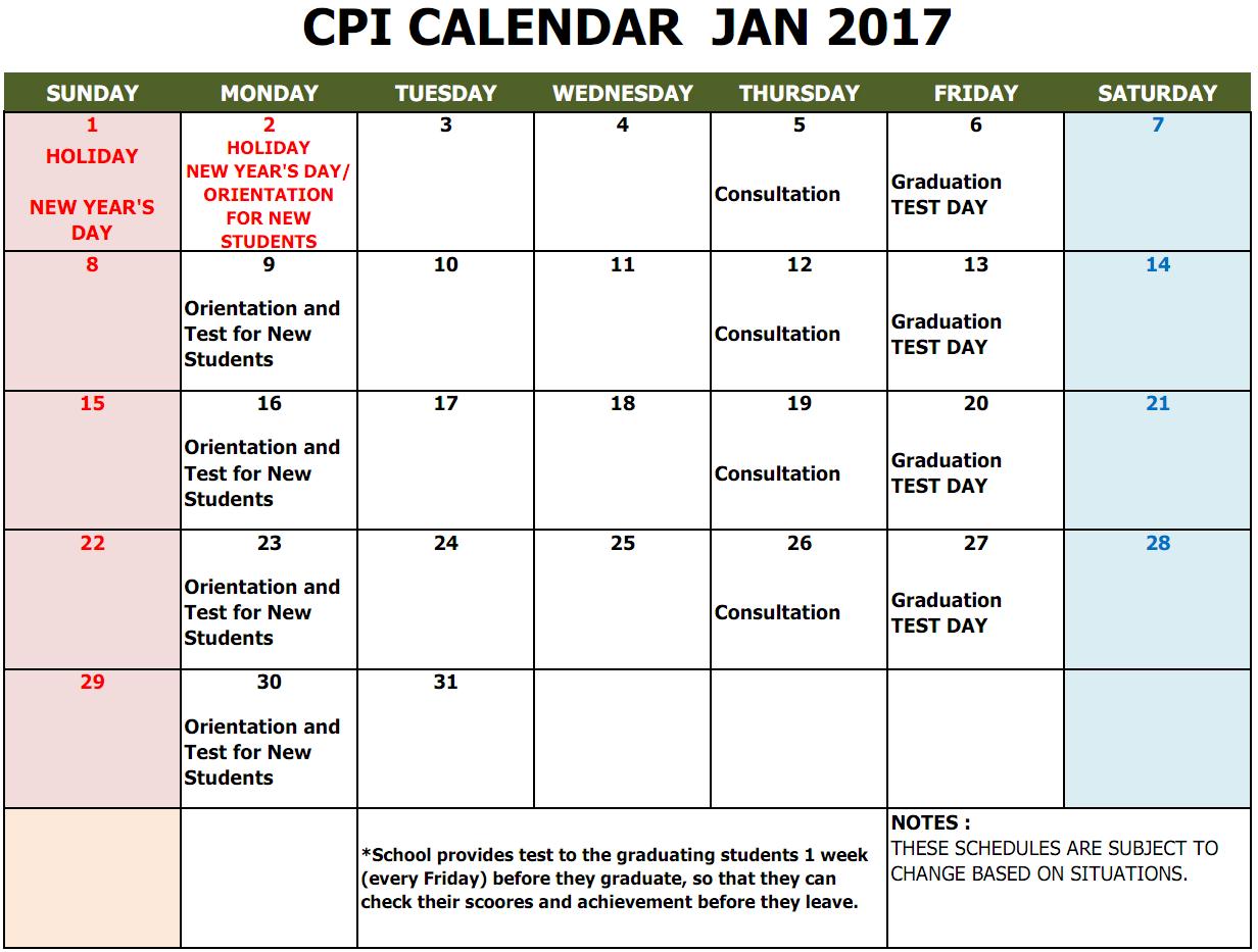 cpi-calendar-jan-2017